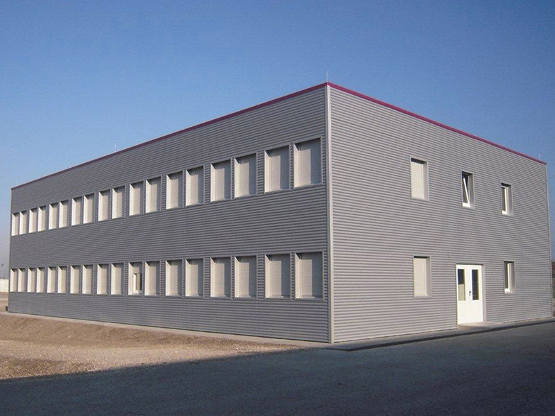 Containerbauten für Unternehmen