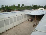 Container für Notfallunterkünfte 1
