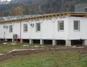 Containerbauten für Gefängnisse